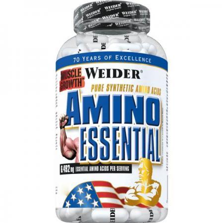 Weider Amino Essential, 102 капсулы