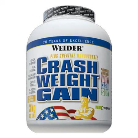Weider Crash Weight Gain, 3 кг