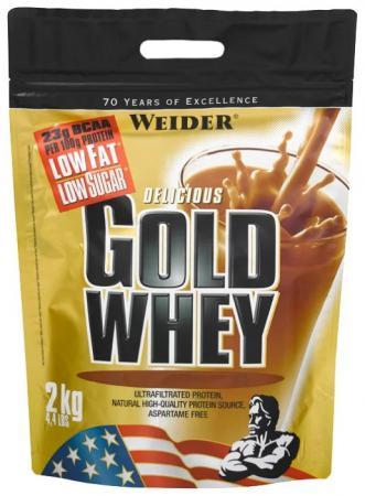 Weider Gold Whey, 2 кг