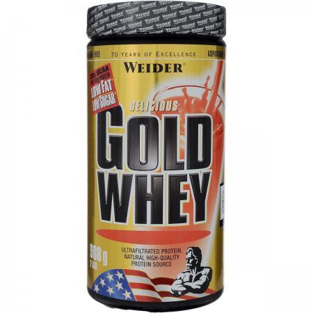 Weider Gold Whey, 908 грамм