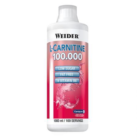 Weider L-Carnitine 100 000, 1 литр