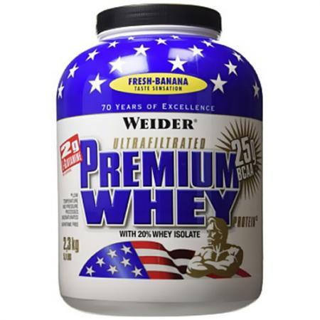 Weider Premium Whey Protein, 2.3 кг
