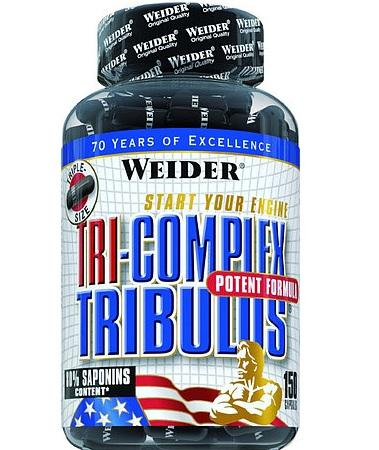 Weider Tri-Complex Tribulus, 150 капсул