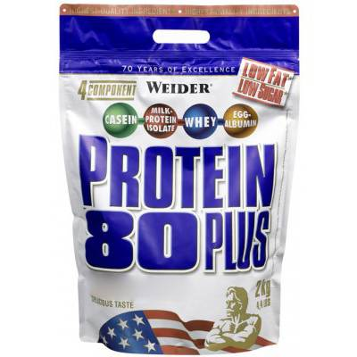 Weider Protein 80 Plus, 2 кг