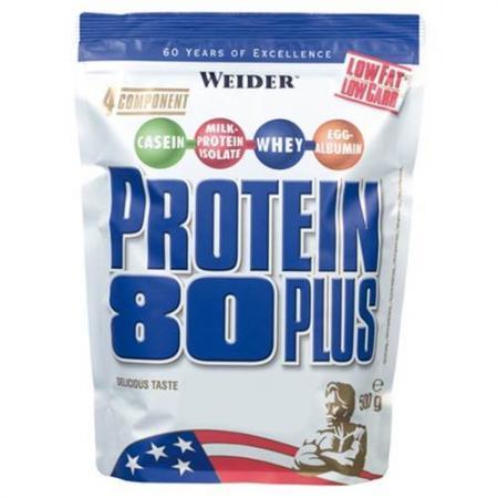 Weider Protein 80 Plus, 500 грамм
