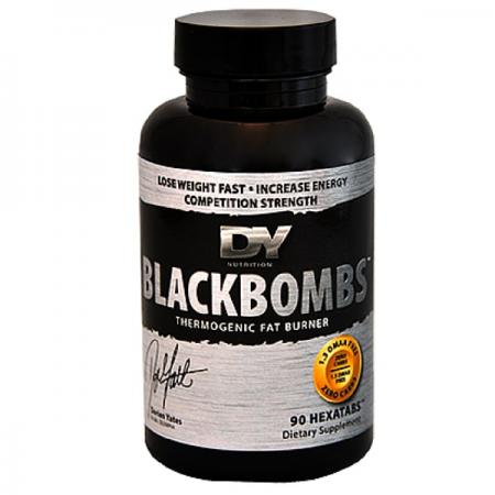 Dorian Yates Black Bombs, 90 таблеток