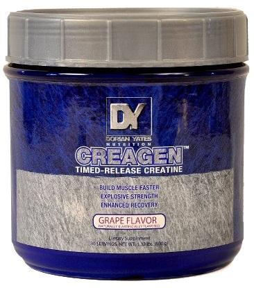 Dorian Yates Creagen, 600 грамм