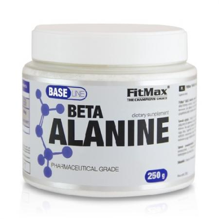 FitMax Base Beta Alanine, 250 грамм