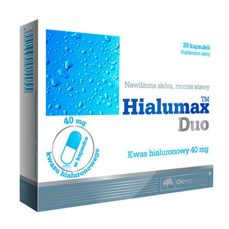 Olimp Hialumax Duo, 30 капсул