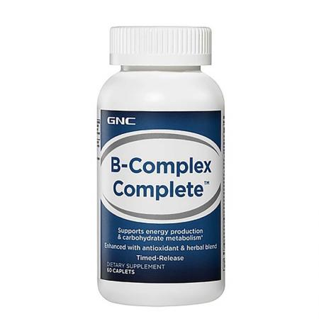 GNC B-Complex 75 Complete, 60 каплет