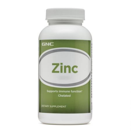 GNC ZINC 100, 100 таблеток