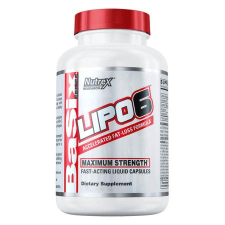 Nutrex Research Lipo-6 Maximum Strength, 120 жидких капсул