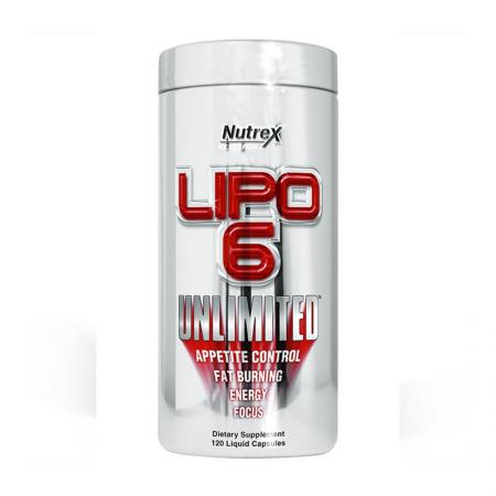 Nutrex Research Lipo-6 Unlimited, 120 жидких капсул