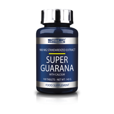 Scitec Super Guarana, 100 таблеток