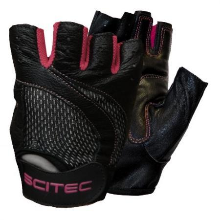 Перчатки женские Scitec Pink Style