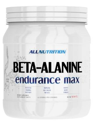 AllNutrition Beta-alanine Endurance Max, 500 грамм