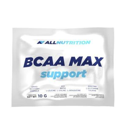 AllNutrition BCAA Max Support, 10 грамм