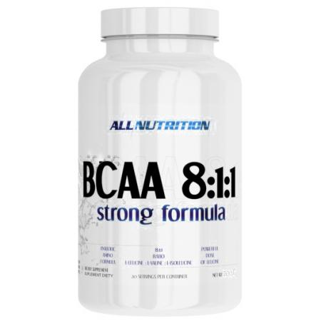 AllNutrition BCAA 8:1:1 Strong Formula, 200 грамм