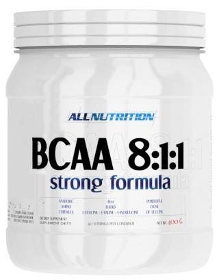 AllNutrition BCAA 8:1:1 Strong Formula, 400 грамм