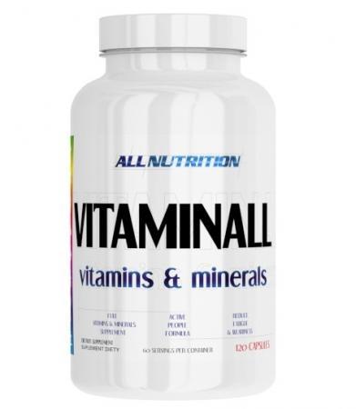 AllNutrition VitaminALL Vitamins & Minerals, 120 капсул