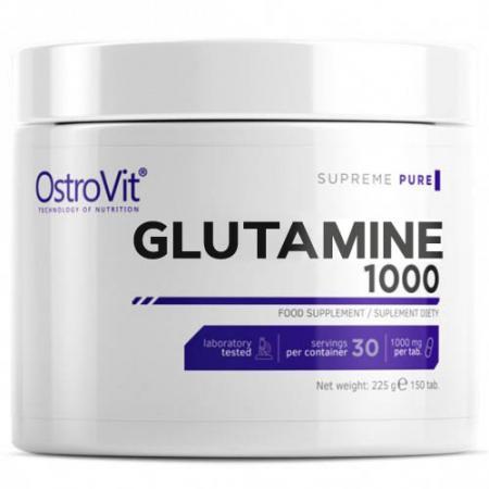 OstroVit Glutamine 1000, 150 таблеток