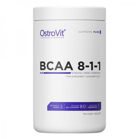 OstroVit BCAA 8:1:1, 400 грам