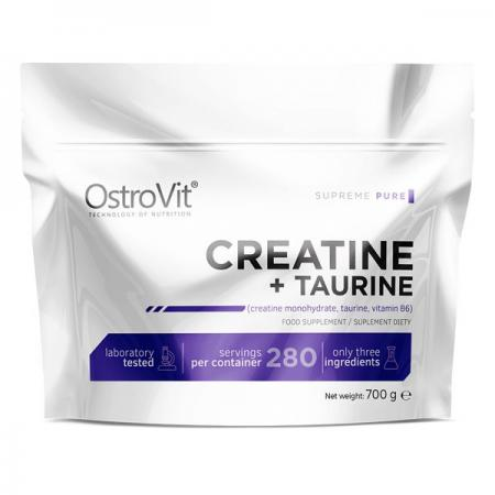 OstroVit Creatine + Taurine, 700 грамм