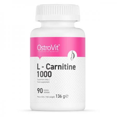 OstroVit L-Carnitine 1000, 90 таблеток