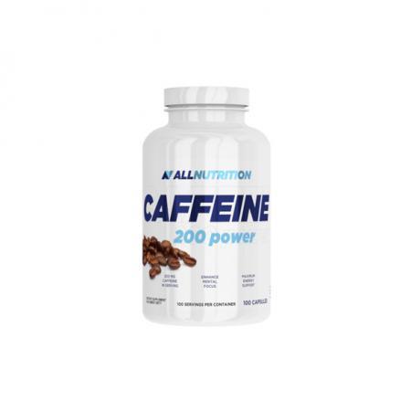 AllNutrition Caffeine 200 power, 100 капсул
