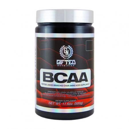 Gifted Nutrition BCAA Powder, 500 грамм