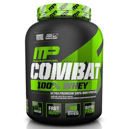 MusclePharm Combat 100% Whey, 2.2 кг