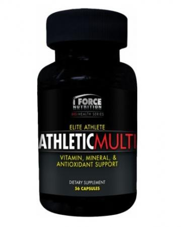 iForce Nutrition Athletic Multi, 56 капсул