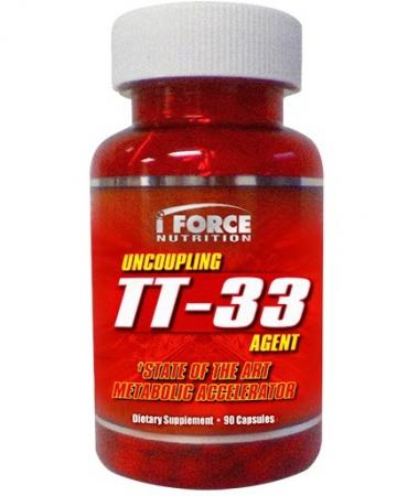 iForce Nutrition TT-33, 90 капсул