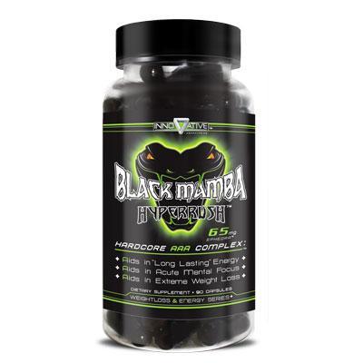Innovative Labs Black Mamba Hyperrush, 90 капсул