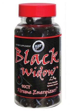 Hi-Tech Black Widow, 90 капсул