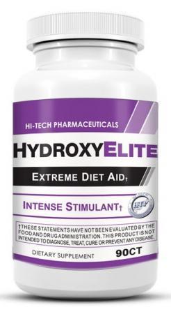 Hi-Tech HydroxyElite, 90 капсул