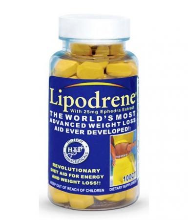 Hi-Tech Lipodrene, 100 таблеток