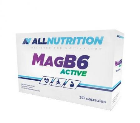 AllNutrition Mag B6 Active, 30 капсул