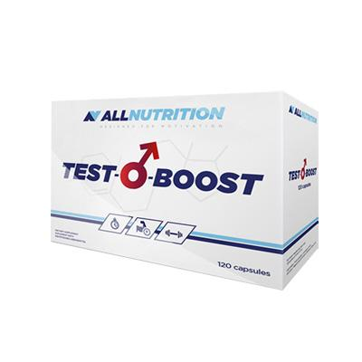 AllNutrition Test-o-boost, 120 капсул