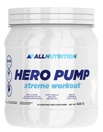 AllNutrition Hero Pump Xtreme Workout, 420 грамм