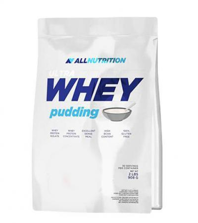AllNutrition Ultra Whey Pudding, 900 грамм