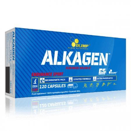 Olimp Alkagen, 120 капсул