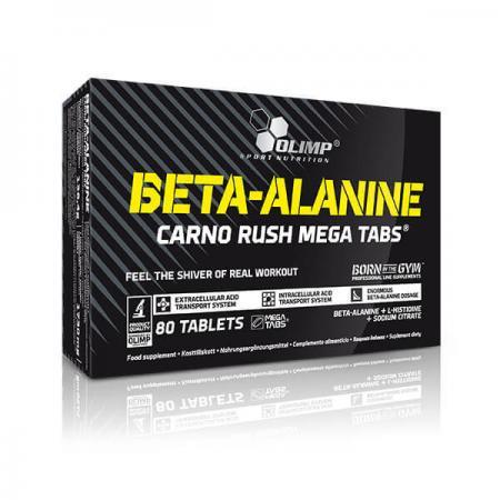 Olimp Beta-Alanin CARNO RUSH, 80 таблеток