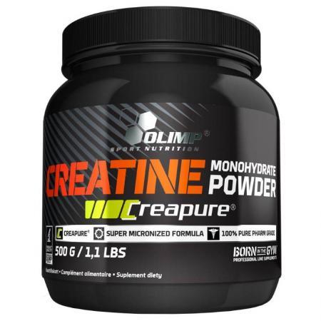 Olimp Creatine Creapure Monohydrate, 500 грамм