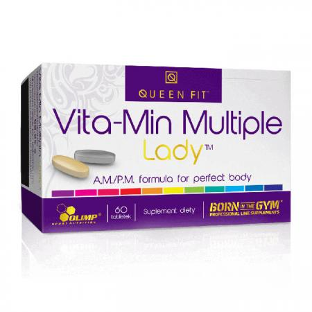 Olimp Vita-Min Multiple Lady, 60 таблеток