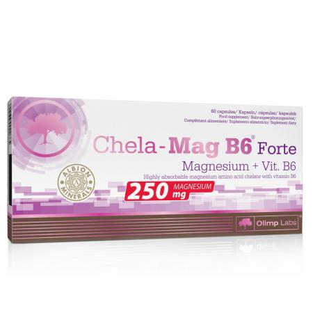Olimp Chela-Mag B6 Forte, 60 капсул