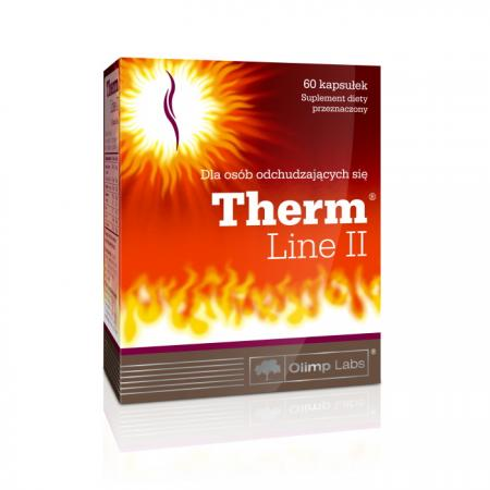 Olimp Therm Line II, 60 капсул