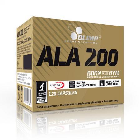 Olimp ALA 200, 120 капсул