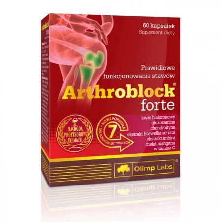 Olimp Arthroblock Forte, 60 капсул