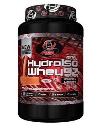 AllSports Labs Hydro Iso Whey 92, 908 грамм